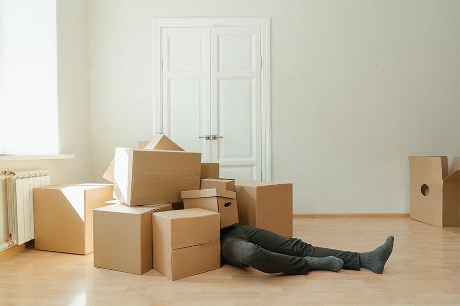 Haushaltsauflösung Berlin - Wohnungsauflösung Berlin - Wohnung räumen lassen