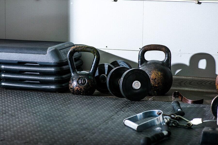 Fitness Center Entrümpelung - Sportgeräte Abholen und Entsorgen lassen
