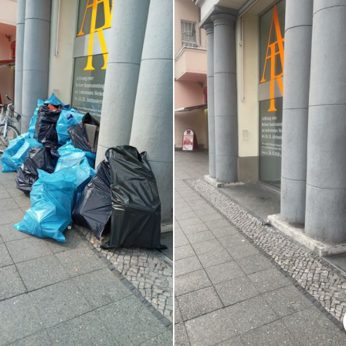 Sperrmüllabholung Berlin - Sperrmüll entsorgen - Berlin Kudamm