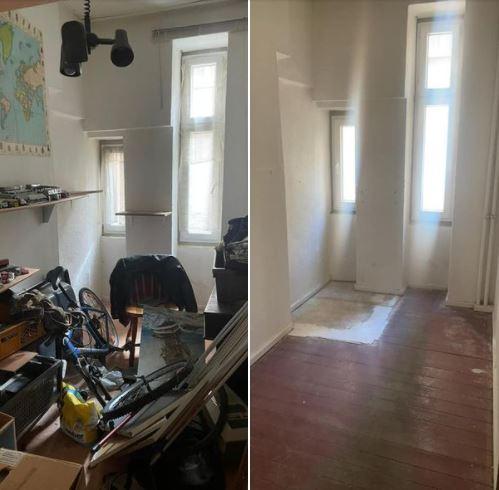 Messi Wohnungsräumung Berlin - Zimmer entrümpelung